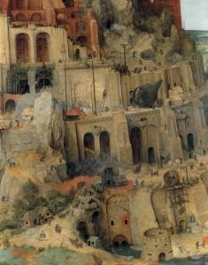 Breughel detail